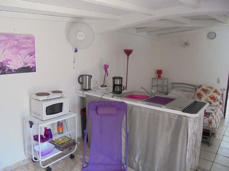 Produit d'investissement maison / villa Ste anne 374400€ - Photo 6