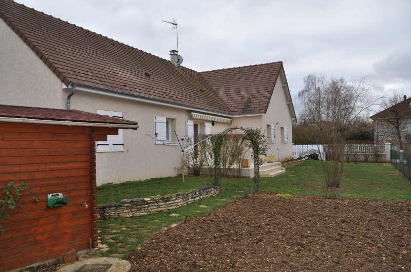 Location maison / villa Champs sur yonne 840€ CC - Photo 2