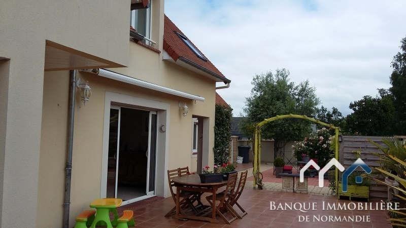 Vente maison / villa Benouville 410000€ - Photo 1