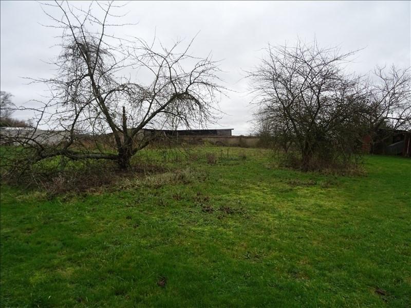 Vendita terreno Longnes 117000€ - Fotografia 1