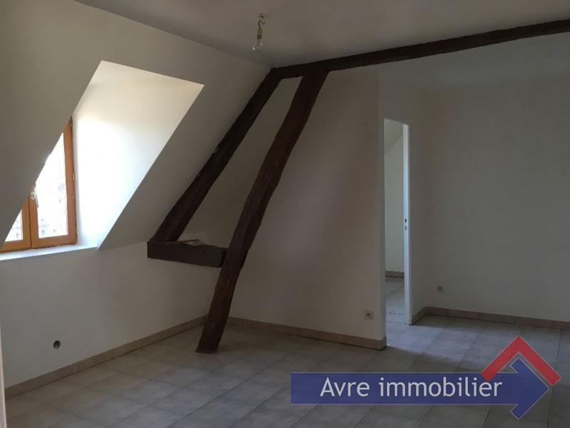 Rental apartment Verneuil d'avre et d'iton 464€ CC - Picture 1