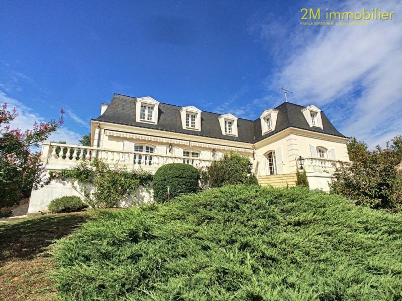 Sale house / villa Fontaine le port 950000€ - Picture 1