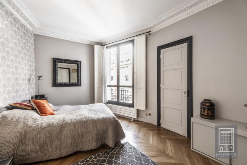 Deluxe sale apartment Paris 18ème 1820000€ - Picture 9