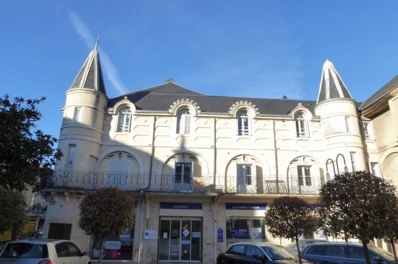 Rental apartment Terrasson la villedieu 490€ CC - Picture 1