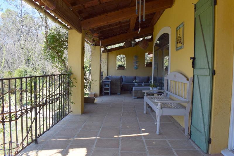Deluxe sale house / villa Fayence 560000€ - Picture 14