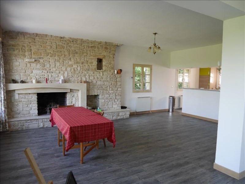 Vente maison / villa Villette 380000€ - Photo 2