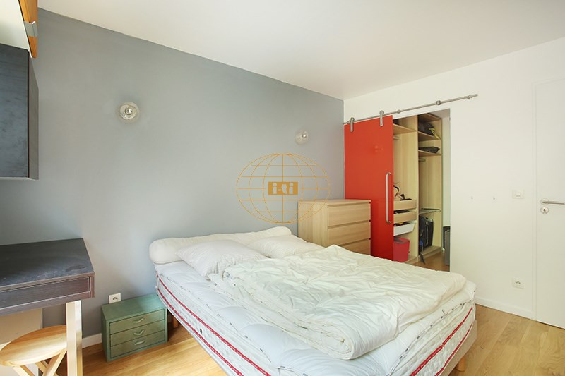 Vente de prestige appartement Paris 19ème 770000€ - Photo 10