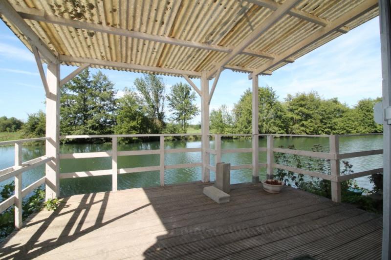 Sale house / villa La chartre sur le loir 88800€ - Picture 1