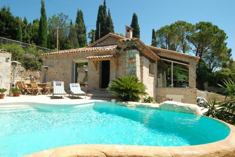 Verkoop van prestige  huis Mougins 2380000€ - Foto 2