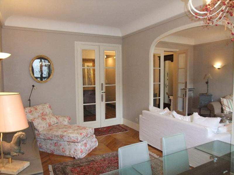 Rental apartment Paris 15ème 3500€ CC - Picture 3
