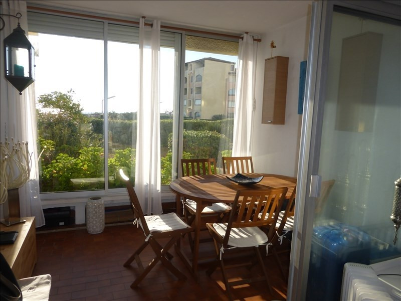 Sale apartment Le barcares 74 000€ - Picture 3