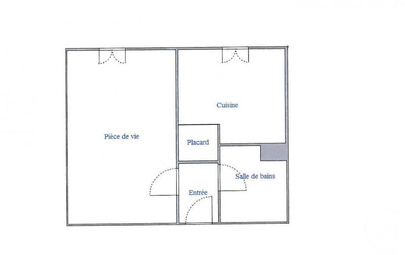 Locação apartamento Caen 458€ CC - Fotografia 6