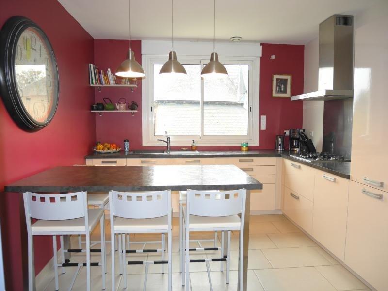 Sale house / villa Vezin le coquet 374000€ - Picture 4