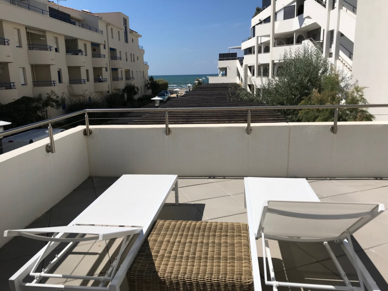 Location vacances appartement Le grau du roi 480€ - Photo 4