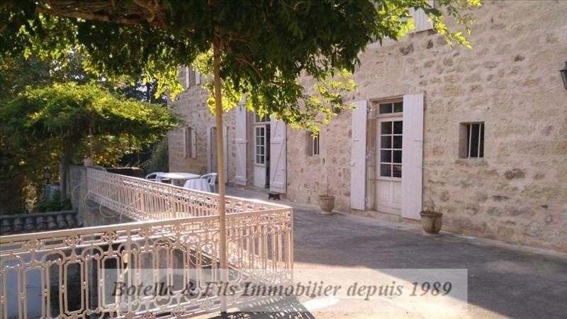 Deluxe sale house / villa Aubenas 698000€ - Picture 5