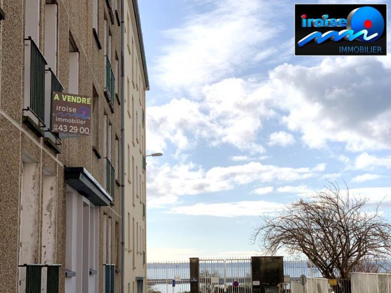 Sale apartment Brest 89300€ - Picture 1