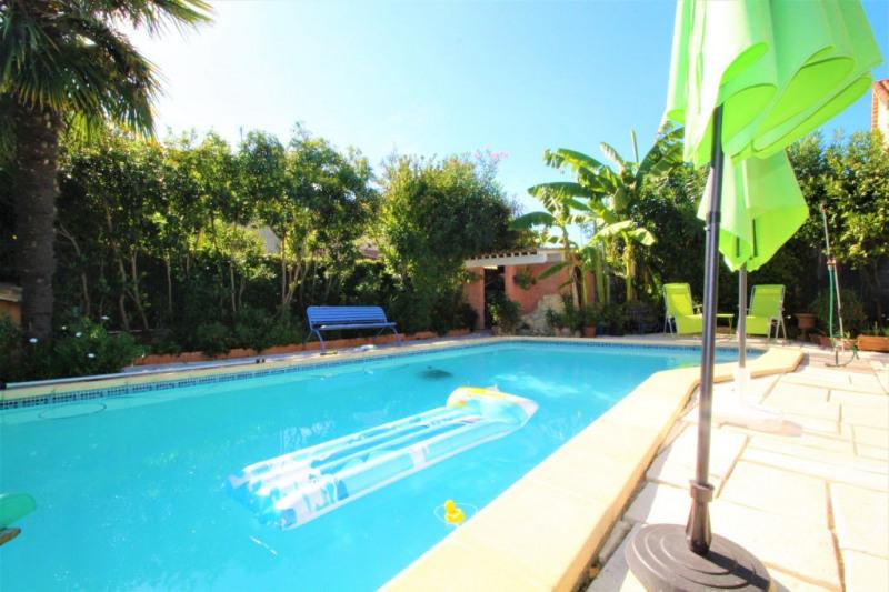 Deluxe sale house / villa Villeneuve loubet 865000€ - Picture 5