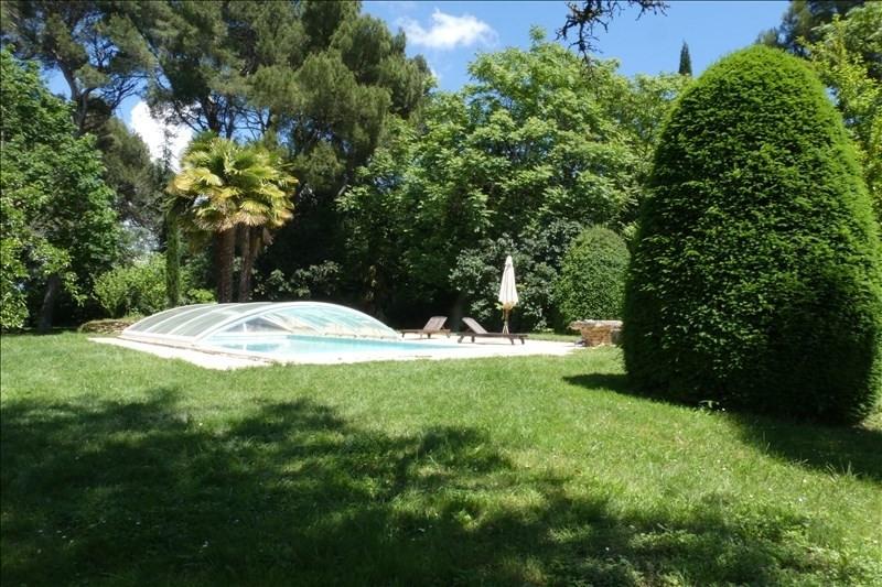 Deluxe sale house / villa Bram 565000€ - Picture 2