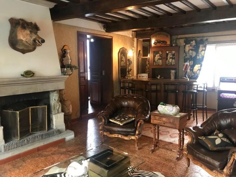 Sale house / villa Villevaudé 535000€ - Picture 2