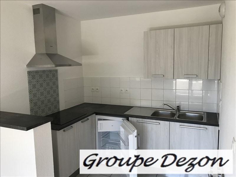 Location appartement Castelnau d'estretefonds 550€ CC - Photo 1