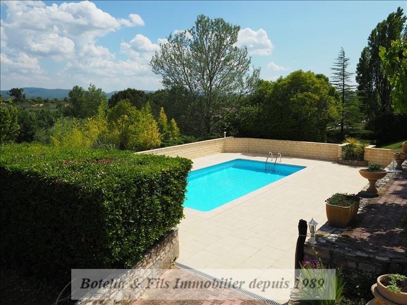 Verkoop  huis Barjac 421000€ - Foto 3