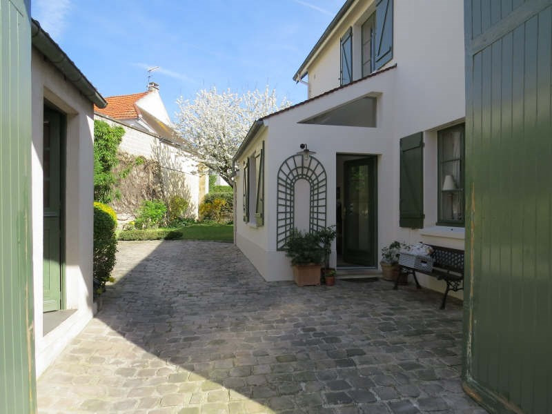 Vente de prestige maison / villa Maisons laffitte 1 198 000€ - Photo 2