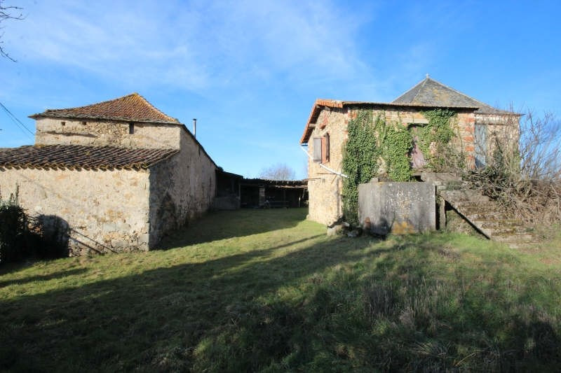 Vente maison / villa Saint christophe 136 500€ - Photo 3