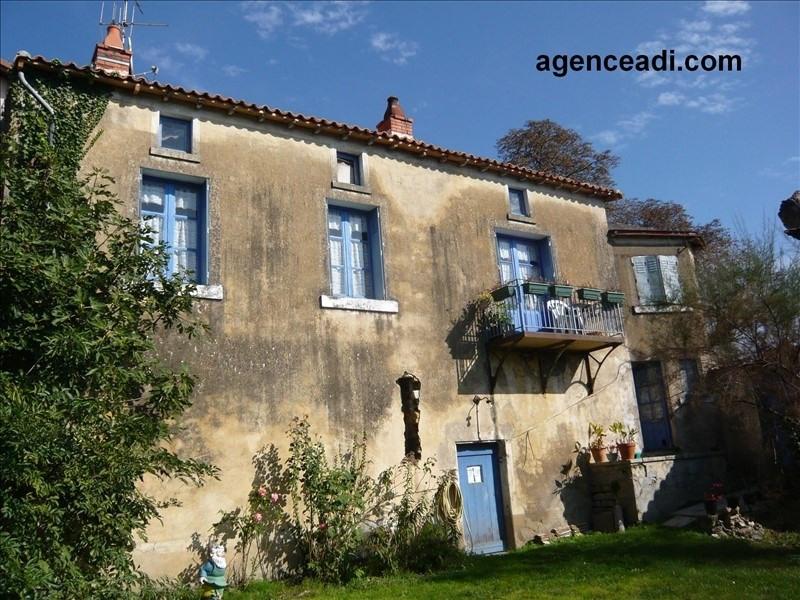Vente maison / villa La mothe st heray 55000€ - Photo 2