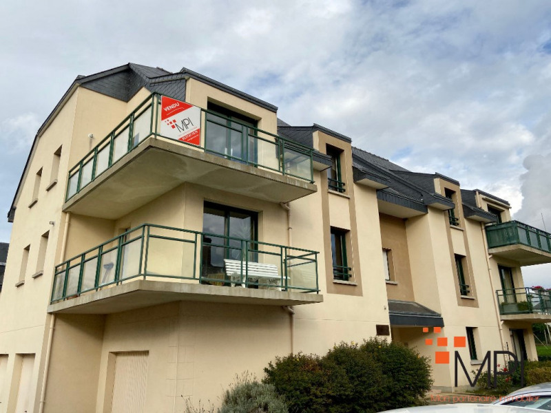 Sale apartment Vezin le coquet 163500€ - Picture 2
