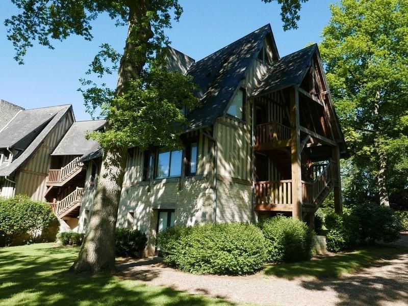 Vente appartement Tourgéville 138240€ - Photo 1
