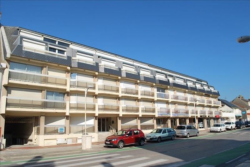 Vente appartement Fort mahon plage 136000€ - Photo 1