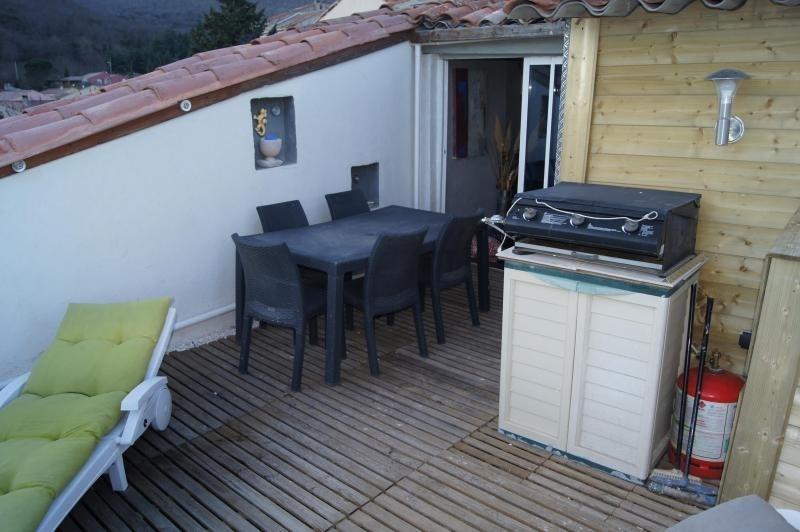 Venta  casa Le bousquet d orb 126000€ - Fotografía 9