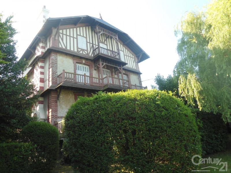 Venta de prestigio  casa Trouville sur mer 845000€ - Fotografía 7