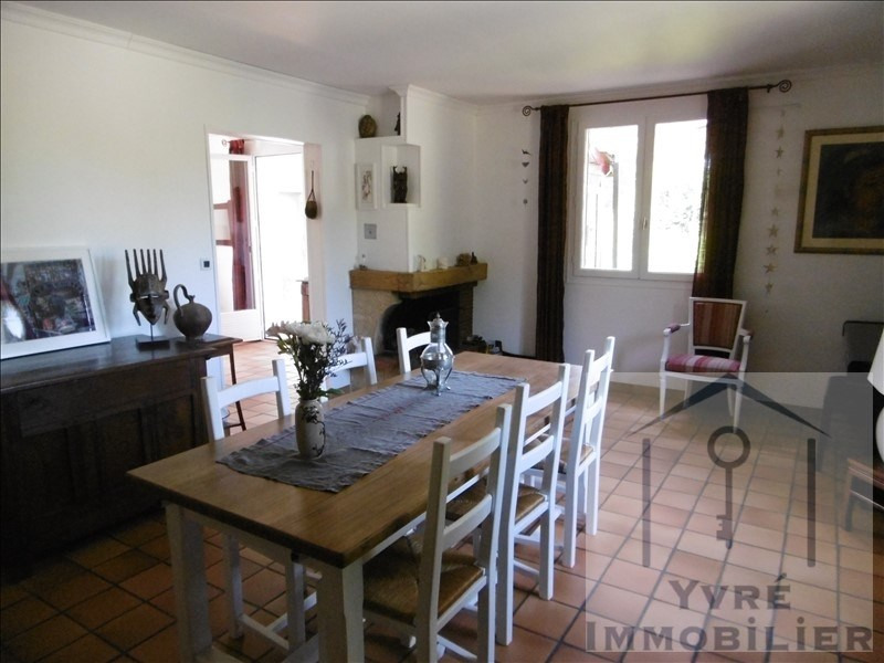 Sale house / villa Ardenay sur merize 241500€ - Picture 2