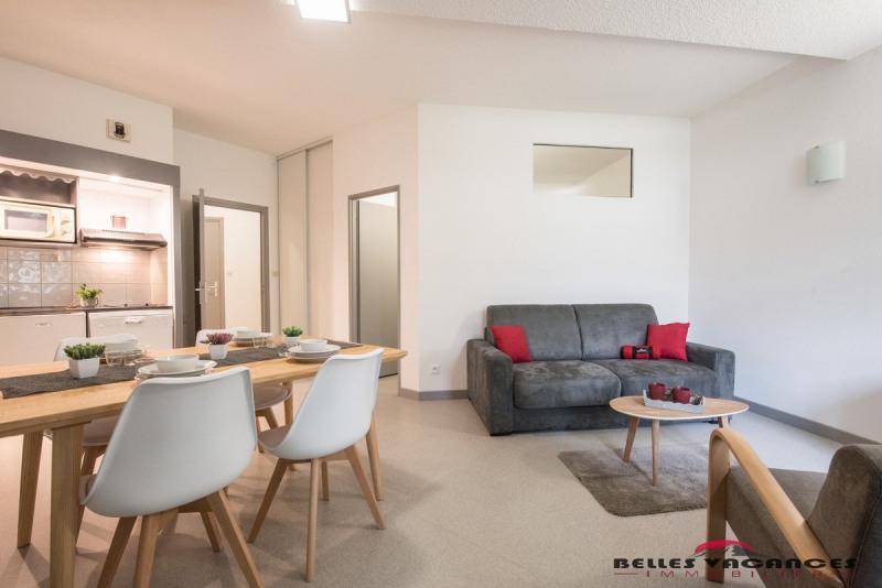 Sale apartment Saint-lary-soulan 121000€ - Picture 1