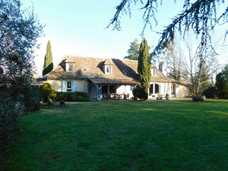 Vente maison / villa Lamonzie saint martin 470000€ - Photo 1