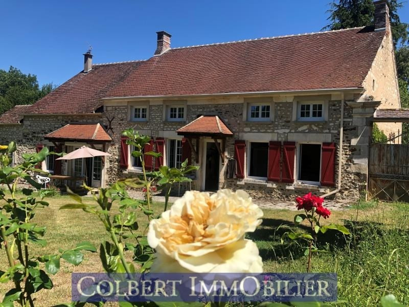 Sale house / villa Lindry 380 000€ - Picture 1