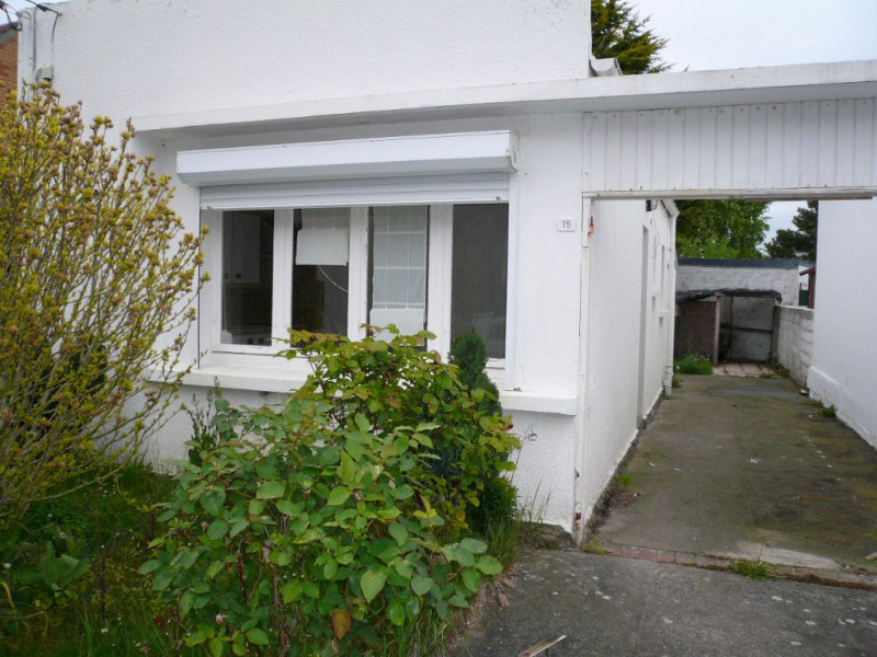 Rental house / villa Merlimont 365€ CC - Picture 1