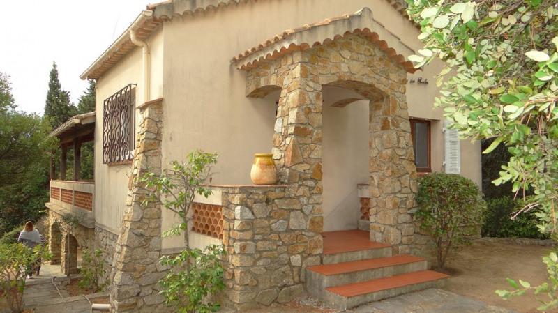 Location vacances maison / villa Cavalaire sur mer  - Photo 1