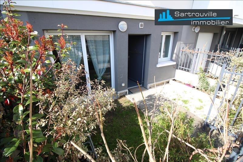 Sale apartment Sartrouville 250000€ - Picture 2