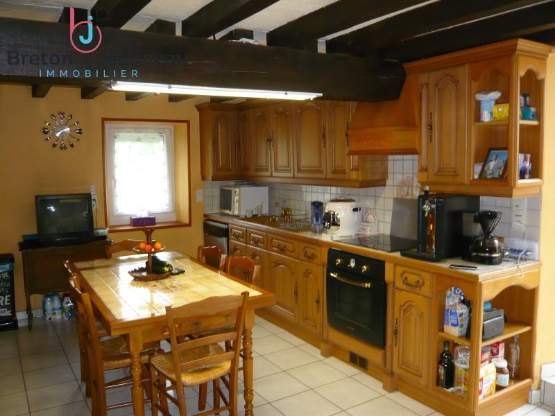 Sale house / villa Louverne 159120€ - Picture 4