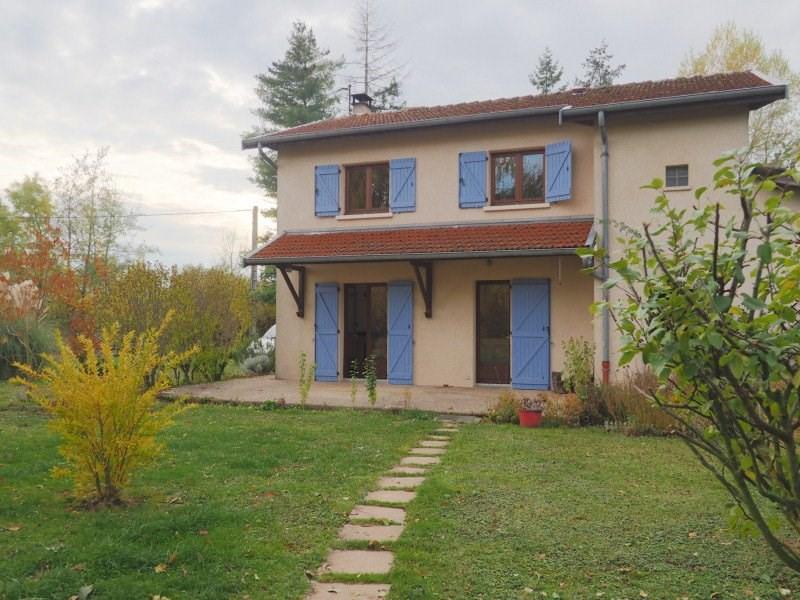Location maison / villa La chapelle-du-châtelard 855€ CC - Photo 1