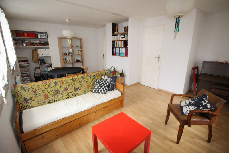 Sale apartment Grenoble 123 000€ - Picture 1