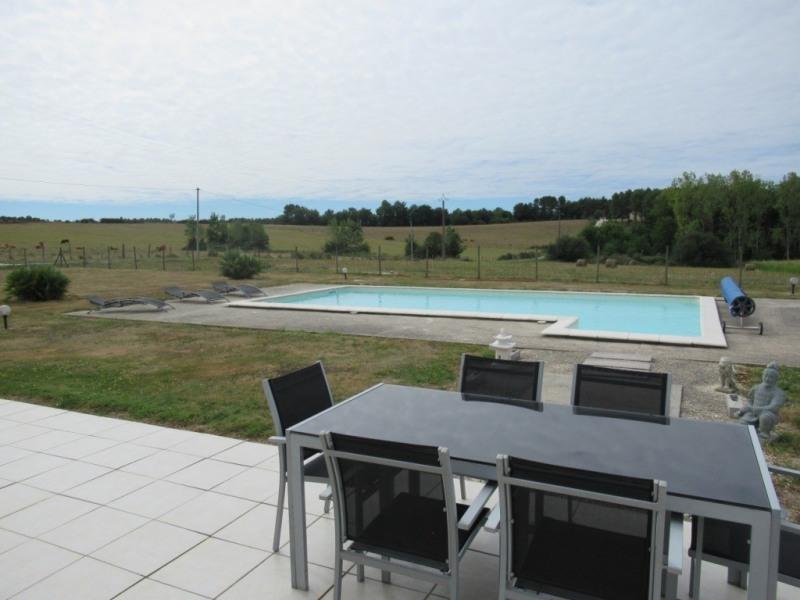 Sale house / villa Ginestet 254500€ - Picture 2