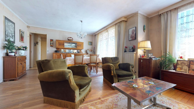 Vente appartement Chatenay malabry 320 000€ - Photo 4
