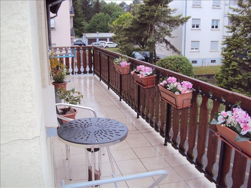 Sale apartment Riedisheim 141 400€ - Picture 8