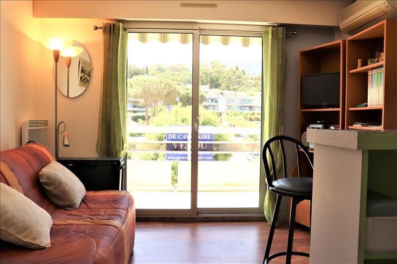 Investment property apartment Cavalaire sur mer 96500€ - Picture 3