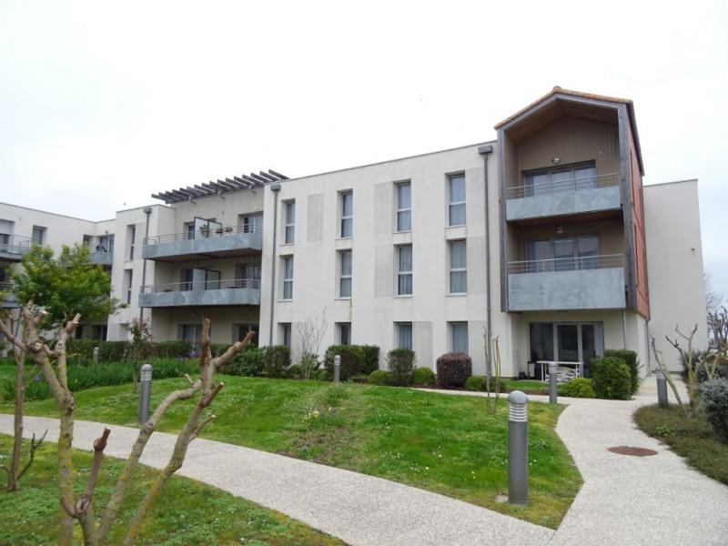 La Tremblade 3 pièces 63.42 m² - balcon