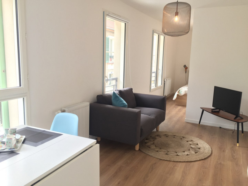 Location appartement Fontainebleau 1 076€ CC - Photo 1