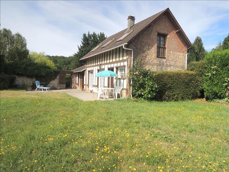 Sale house / villa Berville sur mer 192600€ - Picture 1